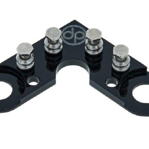 The String Butler V4 Black Chrome Plated Guitar Tuning Improvement Device
