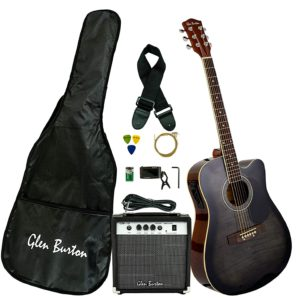 Acoustic-Electric Guitar Bundles