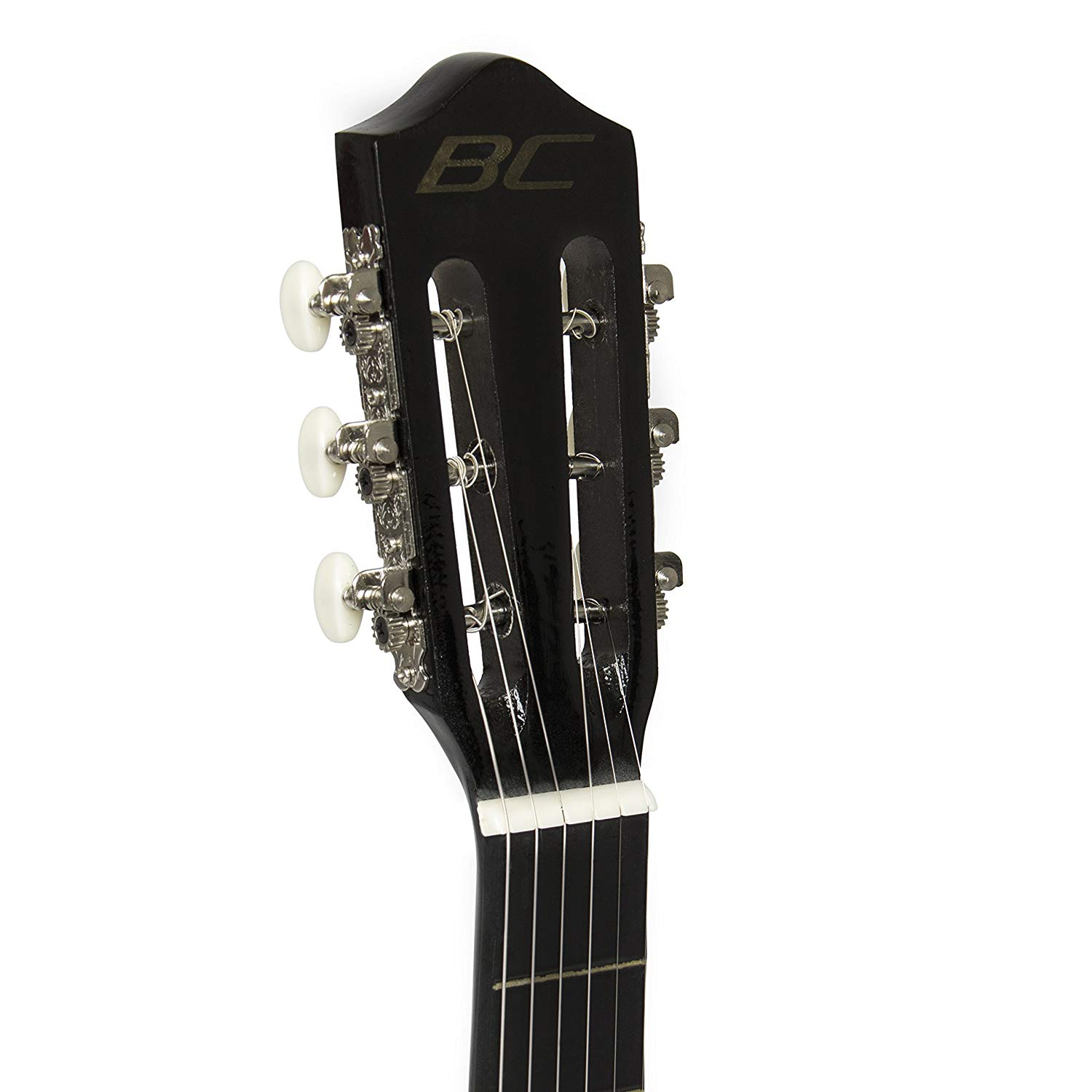 Neck of the Best Choice 38inch Beginner Acoustic Guitar