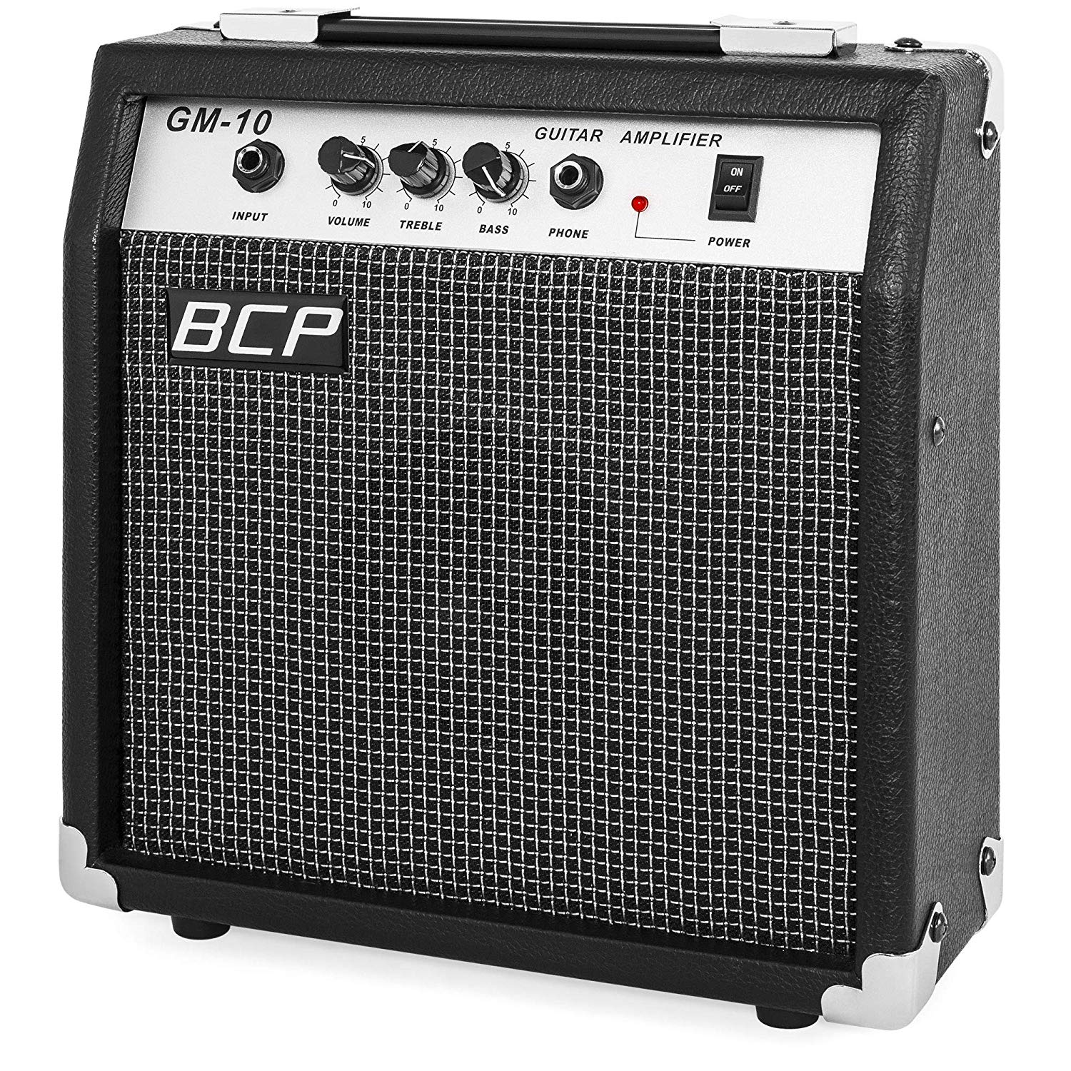 The BCP 10W Amp that comes with the Blue BC Acoustic-Electric Guitar