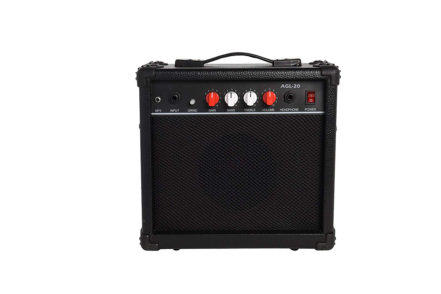 Amplifier for the Black LyxPro Electric Guitar