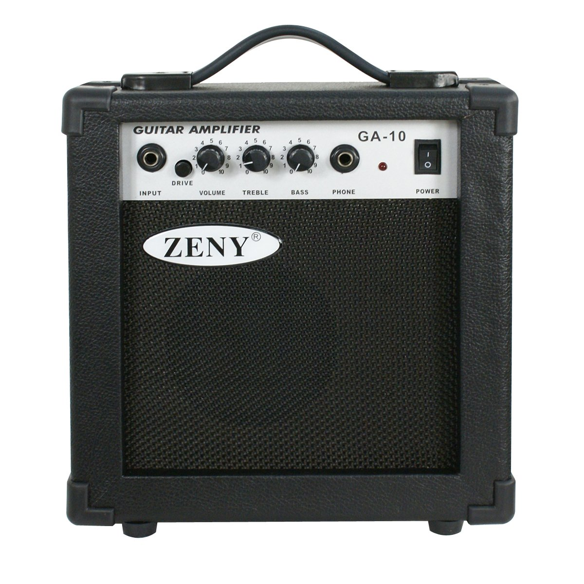 Amplifier that comes with the Black ZENY Electric Guitar