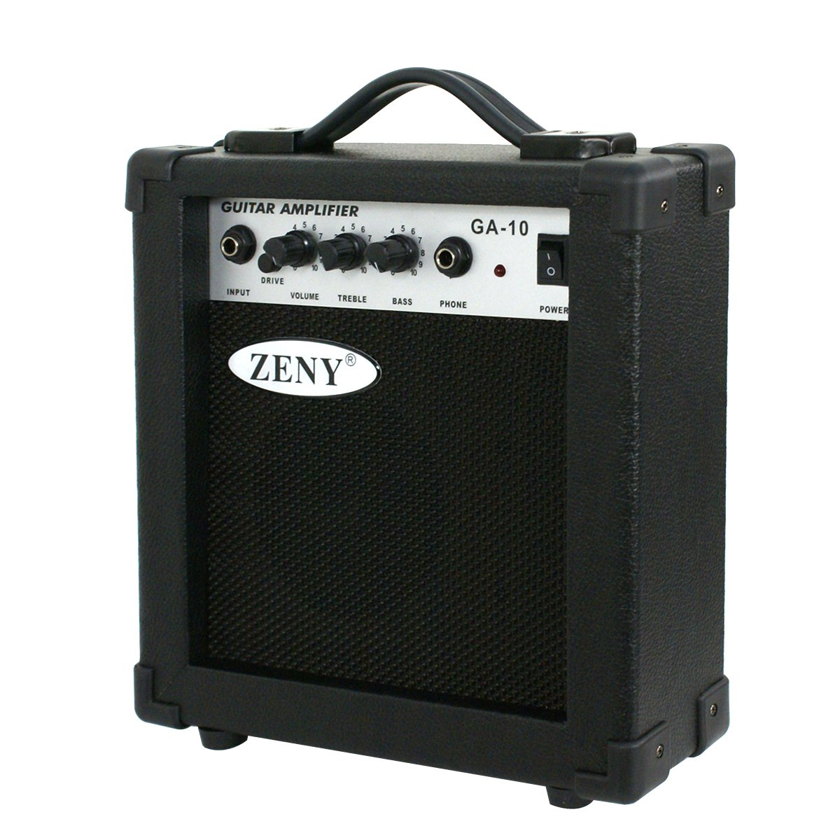 Amplifier that comes with the Blue ZENY Electric Guitar