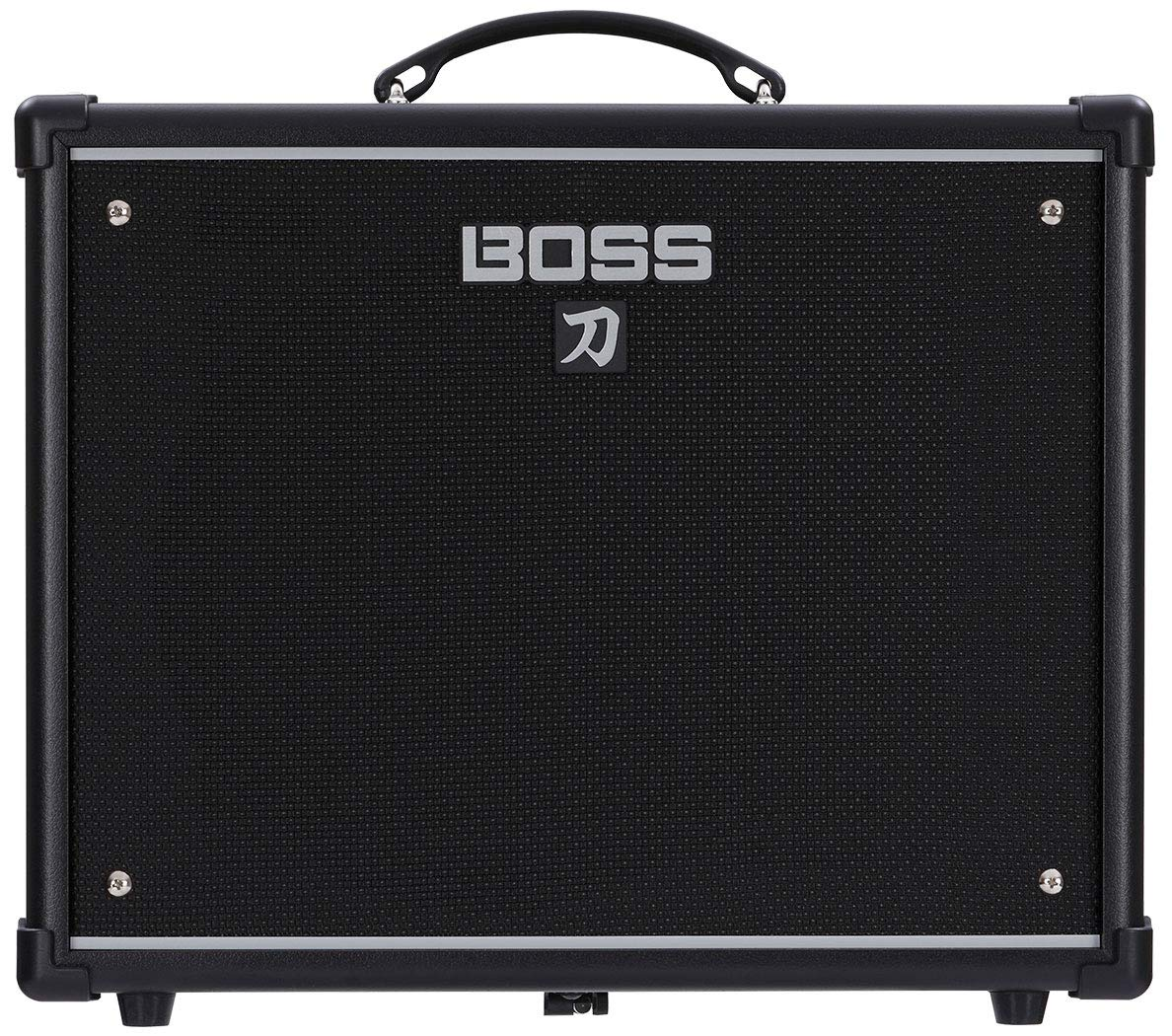Front View of the 50W Boss Katana Combo Amplifier