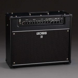 The 100W Boss Katana Artist Combo Amplifier on Display