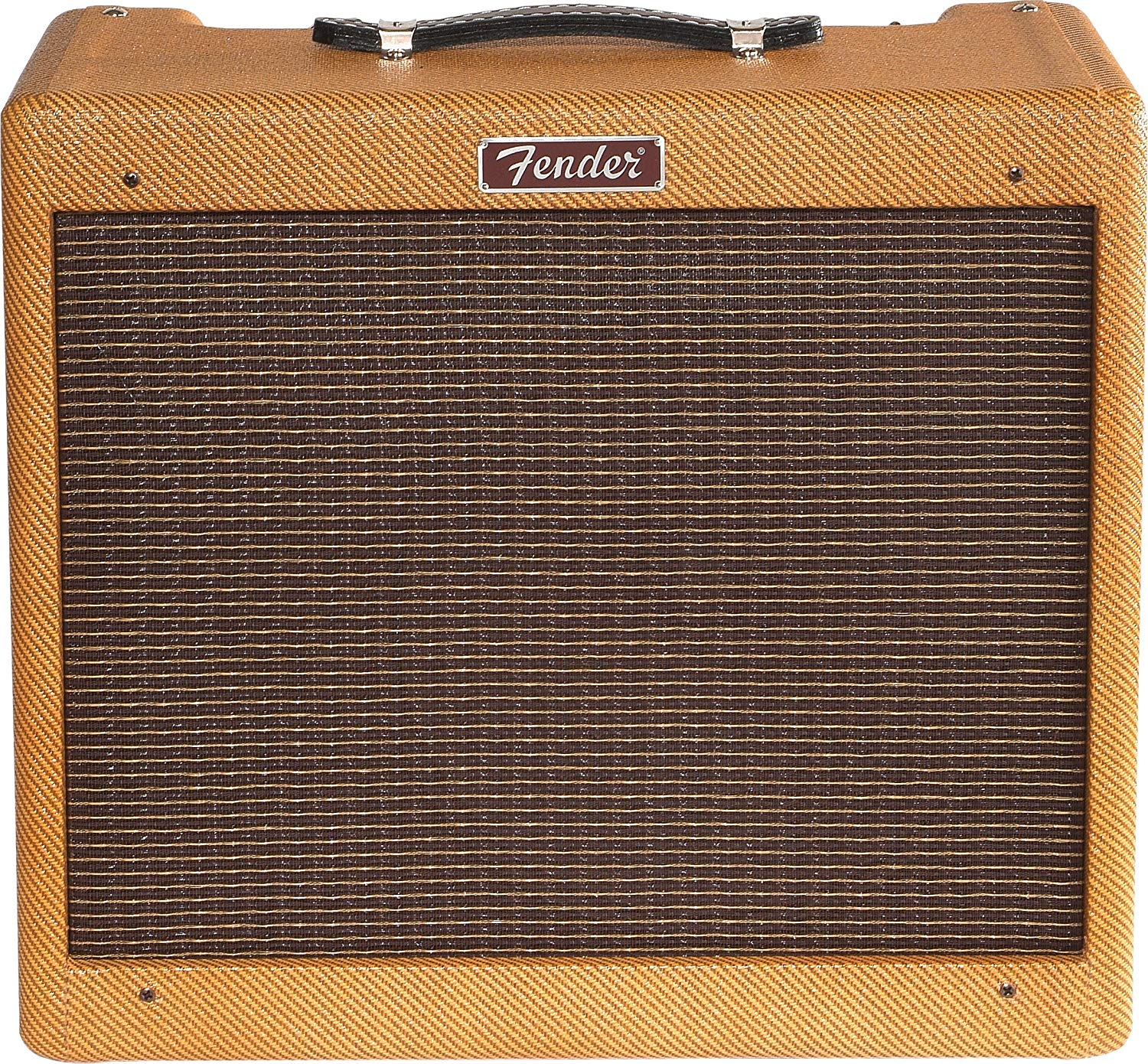 Front View of the Fender Hot Rod LTD Tube Amplifier
