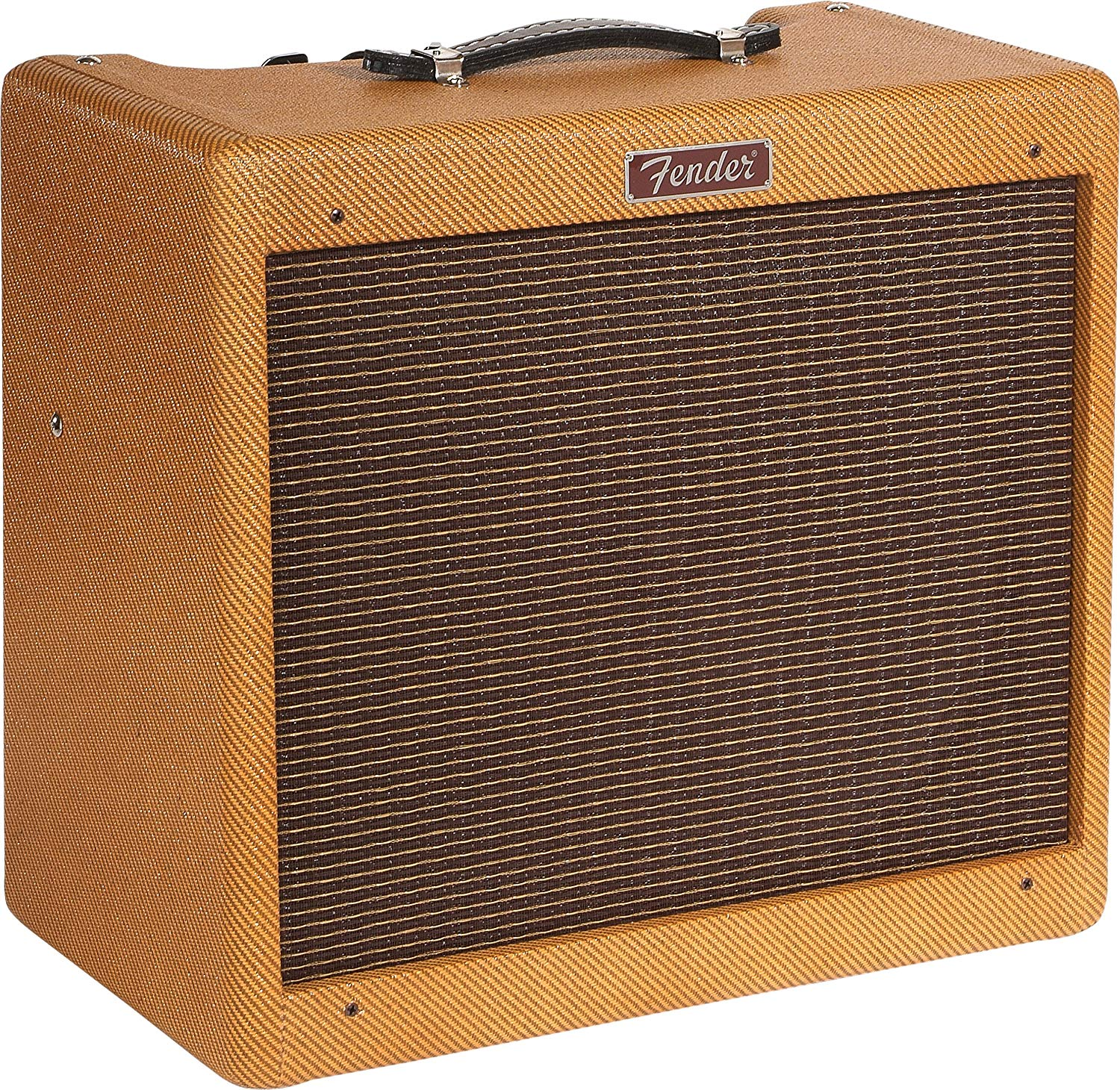 Angled View of the Fender Hot Rod LTD Tube Amplifier