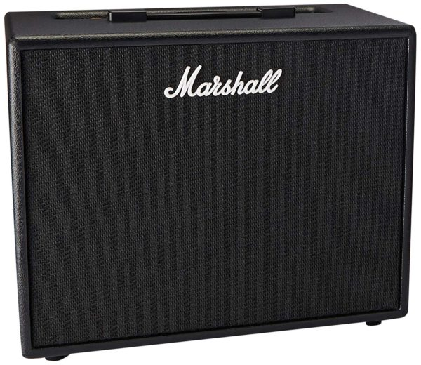 Front View of the Marshall Code 50W Digital Combo Amplifier