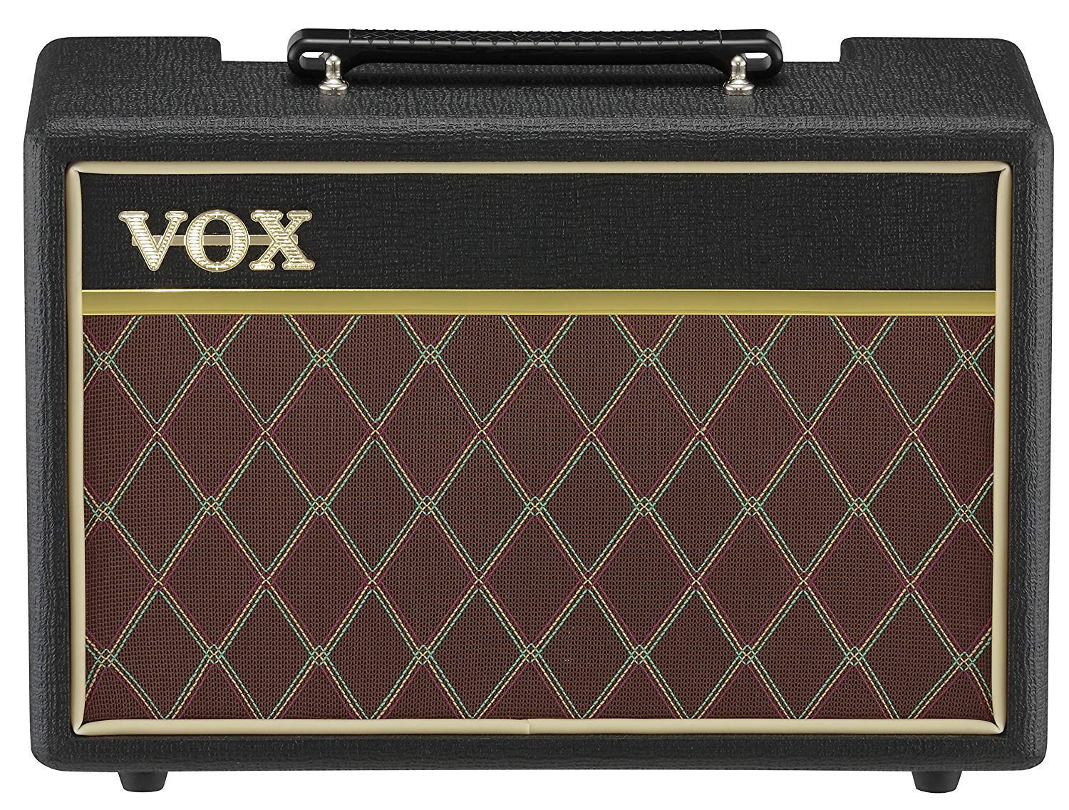 Front View of the VOX Pathfinder 10W Combo Amplifier